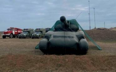 Украинские военные собираются вводить противника в заблуждение
