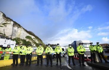 Франция объявила о закрытии границ со странами, не входящими в ЕС