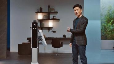 Следующее поколение роботов Samsung сможет выполнять большую часть домашней работы