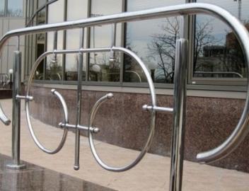 Заборы и ограждения из нержавеющей стали