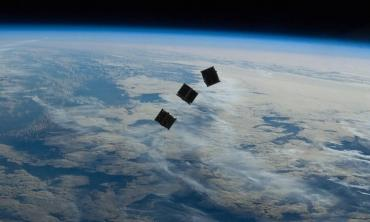 В Японии разрабатывают спутники с деревянной обшивкой, сгорающей в атмосфере