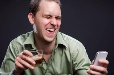 Режим «пьяного пользователя» для смартфонов не даст наделать глупостей