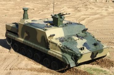 Россия покажет боевые машины поддержки морской пехоты на IDEX 2021