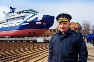 """""""Вице-адмирал Буриличев"""" продолжит службу в военной океанографии"""