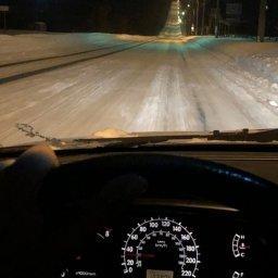 Волонтеры курского отряда «ЛизаАлерт» в мороз организовали ночные патрулирования