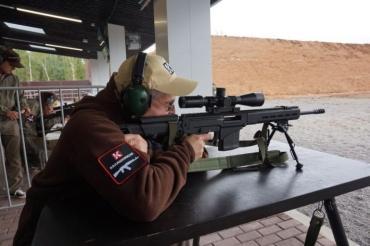Снайперская винтовка Чукавина стала лучше благодаря «Калашникову»