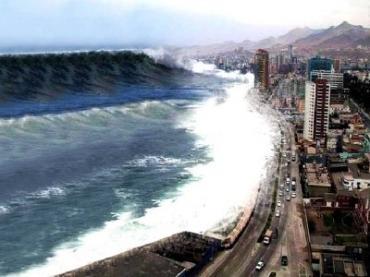 К чему снится цунами? Сонник Цунами