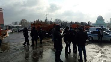 В  Курской области суды рассмотрят 110 материалов на участников несанкционированных митингов