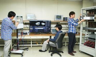 Samsung испытал прототип сети 5G со скорость передачи данных 5,23 Гбит/с