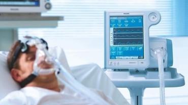 На аппаратах ИВЛ в Курских больницах находится 138 пациентов
