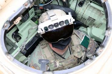 Пехоту США оснастят очками, которые позволят солдатам видеть сквозь стены