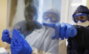 Вирус ковида выявлен в 5 городах и 19 районах Курской области