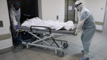 В Курской области от коронавируса умерли еще три человека