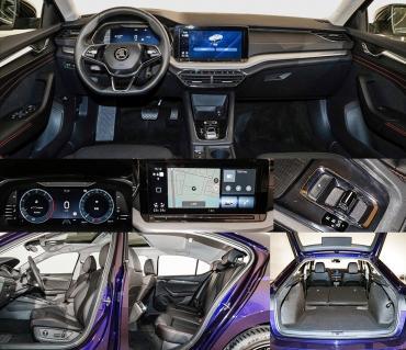 Skoda Octavia Pro сымитирует Октавию RS в Китае