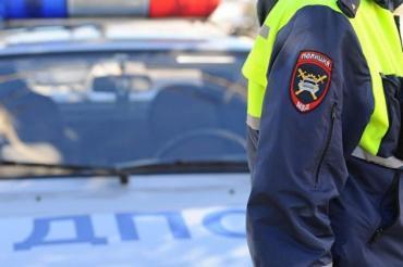 В Курске на Сумской столкнулись пять машин