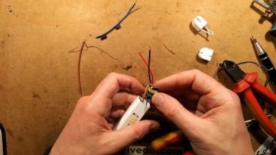 Как переделать люминесцентный светильник в светодиодный