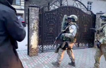 В РФ задержали 16 сторонников украинских радикалов, готовивших подрывы зданий
