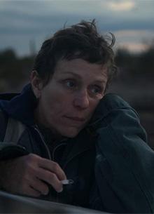 Оскар 2021: Премию за лучшую женскую роль получила Фрэнсис МакДорманд