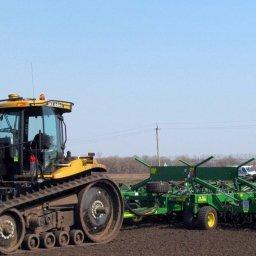 В 10 районах Курской области начался сев яровых зерновых культур
