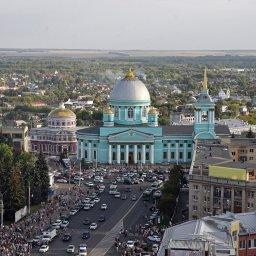 Замглавы Минстроя России положительно оценил ход подготовки к голосованию за объекты благоустройства в Курской области