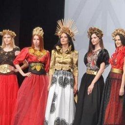 В Курске прошёл полуфинал конкурса дизайнеров «Русский силуэт»