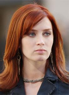 Эмили Блант объяснила отказ от Черной Вдовы