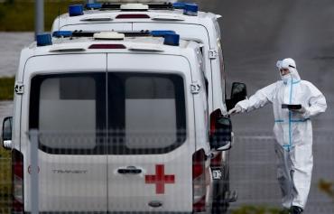 В России выявили еще 8 465 случаев заражения коронавирусом