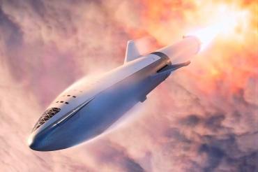 Япония планирует запустить пассажирский ракетный транспорт к 2040 году
