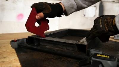 Как сделать сверлильный станок из старых амортизаторов не хуже заводского