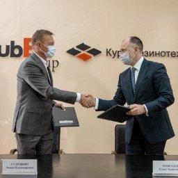 Предприятие «Курскрезинотехника» за год увеличило экспорт на 25 %