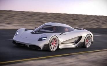Viritech разрабатывает водородный автомобиль без топливных баков