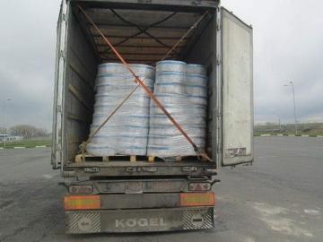 Курские таможенники задержали трубки для капельного полива
