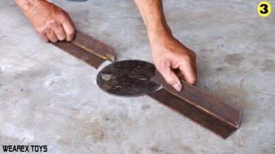 Регулируемое стусло с ножовкой своими руками
