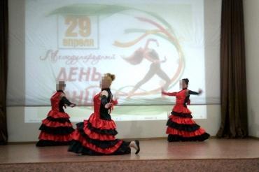 В колонии Курской области прошёл танцевальный конкурс