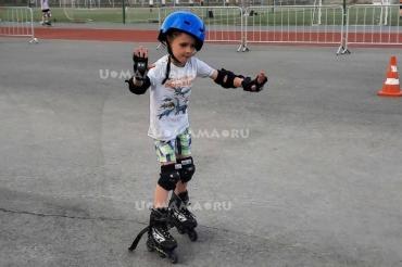 """Обучение катанию на роликовых коньках на """"Юности"""" - отзывы мам и впечатления детей"""