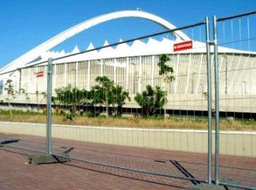 Ограждение стадиона: требования и нормы по установке забора