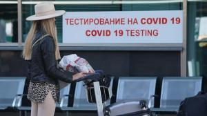 Прибывающих из Индии будут тестировать в аэропорту
