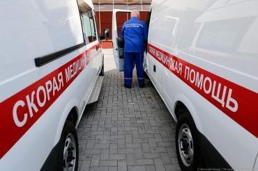 В Курске 18 мая в результате аварии пострадал подросток