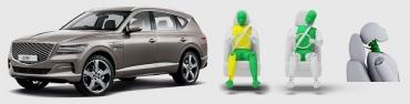 Марка Genesis добилась успеха на первых тестах Euro NCAP
