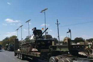 Танки K2 Black Panther заменят американские М60 в армии Омана