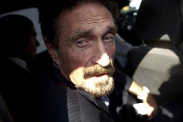 Создателя антивирусного ПО McAfee нашли мертвым в испанской тюрьме