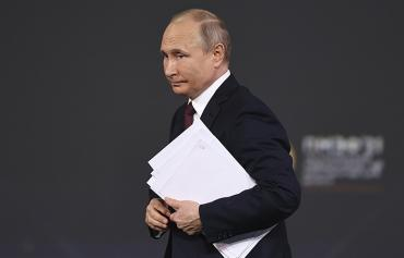 Путин подписал закон о денонсации Договора по открытому небу