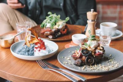 Где пообедать в Москве, кафе в Москве с ПП-меню