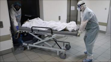 Еще три человека скончались с COVID-19 в Курской области за сутки