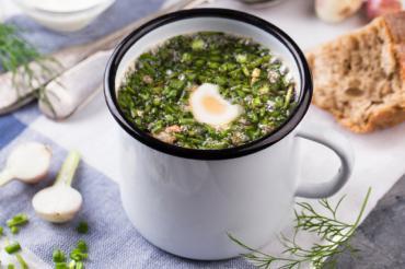 Что приготовить в жару. Рецепты холодных супов
