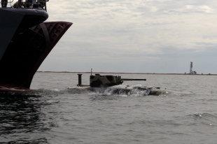 Танки Т-72 несут службу совместно с французскими АМХ-30 в Венесуэле