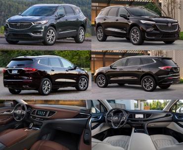 Дополнено: Buick Enclave станет безопаснее к концу года
