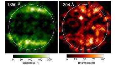 Астрономы обнаружили водяной пар на спутнике Юпитера Ганимеде