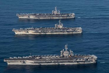 Флоту США предрекли поражение из-за терпимости