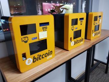 С начала года было установлено более 10 тыс. новых криптовалютных банкоматов